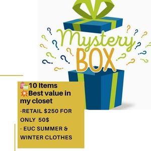 Summer & Winter Mystery Box L